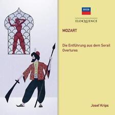 Josef Krips LSO - Mozart: Die Entführung Aus Dem Serail; Overtures (NEW 2CD)