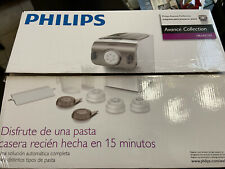 New ListingPhilips Hr2457/05 Automatic Pasta Maker - White