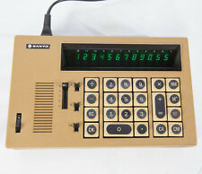 Vintage Retro Sanyo Calculator Model ICC-1123 Made In Japan Good Working Order