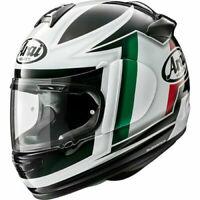 Arai Debut Flag Motorcycle Motorbike Helmet - Italy UK Supplier 2019 NEW