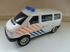 Dutch Politie Police Van - White - DickieToys - China