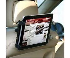 NEW CAR BACK SEAT BRACKET MOUNT HOLDERS FOR IPAD GPS DVD TV ADJUSTABLE TABLETS