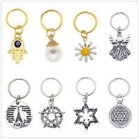 10pcs Mixed Assorted Braid Hair Cuff Clip Accessories DIY Jewelry Crafts 53648
