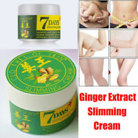 Body Slimming Gel Fettverbrennungscreme Gewichtsverlust Massage Anti Cellulite