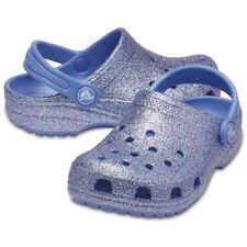 Crocs Classic Glitter Clog K Kids Clogs | Slippers | garden shoes - NEW