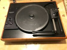 Sota Sapphire turntable with ET Tonearm 2 air arm