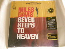 MILES DAVIS Seven Steps To Heaven Tony Williams Herbie Hancock 200 gram NEW LP