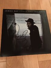 JAMES BAY SIGNED 12x12 PHOTO COA EXACT PROOF AUTOGRAPHED CHAOS AND THE CALM