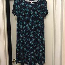 Lularoe Carly Dress Disco Balls Unicorn Print *leggings material* BNWOT