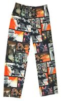 Star Wars Stormtrooper Mission Movie Scenes Pajama Bottom Men's Lounge Pants