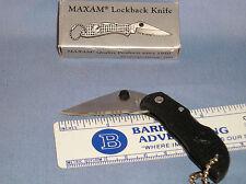 K-2 - Maxam Lackback 1.5: Knife keychain
