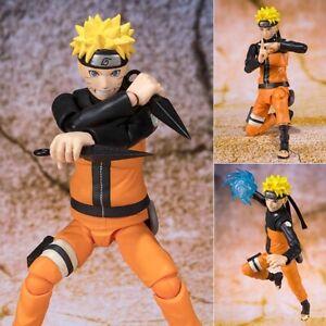 S.H. Figuarts Naruto Shippuden Naruto Uzumaki [Best Selection] figure Bandai