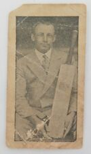 ".c1932 RARE BRADMAN'S RECORDS SET OF 32 ""ALLEN'S 1/2d MUSTICKS"" CARD."