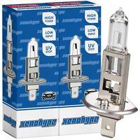 2x H1 XENOHYPE Classic Halogen Auto Lampe 12V 55 Watt P14,5s