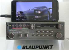 Blaupunkt NASHVILLE R24 Tape FM Player BMW Porsche Mercedes - AUX-IN Upgraded