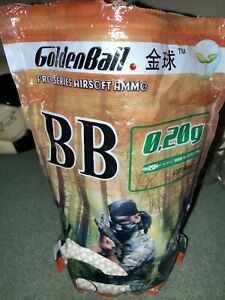 Airsoft Bb Pellets Pro Series 0.20g 6mm 2000+