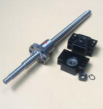 3pcs Ballscrew RM1605-1000mm RM2005-1000/1000mm & BK/BF12 & coupler [M_M_S]
