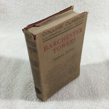 Barchester Towers Anthony Trollope Collins Illustrated Pocket Edition HC DJ
