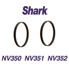 (2) Shark Navigator Lift-Away NV350, NV351, NV352 Vacuum Belts