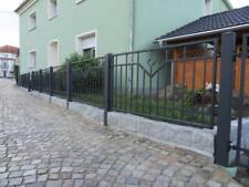 Aussen Garten Grundstück Geländer Zaun Klassisch Maßanfertigung Zaun M409 1lfm