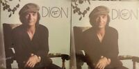 2x LOT DION - INSIDE JOB ORIGINAL VINYL LP DST-4022 SEALED free shipping