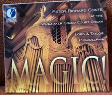 CD Orgel Organ Mussorgsky Wagner Dukas Elgar VI/376 Wanamaker Philadelphia RAR