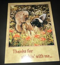 Leanin Tree Thank You Card