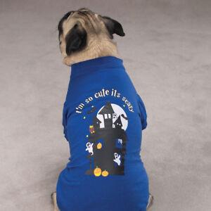 Casual Canine I'M SO CUTE ITS SCARY Dog Pet Halloween Glowing T Shirt XXS -  XL