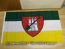Fahnen Flagge Garten Hamburg - 90 x 150 cm