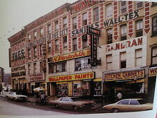 1974 Pintchik Paints Park Slope Brooklyn Bergen Street NYC New York City Photo