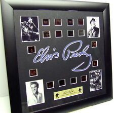 "Elvis Presley Framed 20""x19"" Film Cell Presentation"