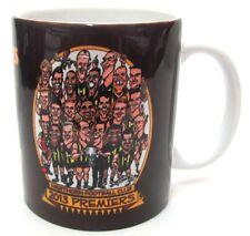 99860 HAWTHORN HAWKS AFL 2013 PREMIERS CARTOON TEAM IMAGE COFFEE MUG IN BOX