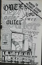 The Lower Cape Daily Sun  by Noel W. Beyle SGND 1st ED