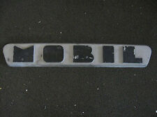 """ MOBIL "" METAL SIGN  YARD ALUMINUM CAST LARGE"