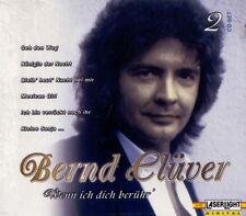 BERND CLÜVER - WENN ICH DICH BERÜHR' (2 CD Box) NEU