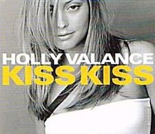 CD NEUF scellé - HOLLY VALANCE - KISS KISS / Edition Cardsleeve -C27