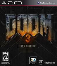 Doom 3 BFG Edition (Sony PlayStation 3)