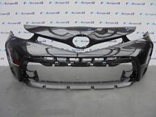 TOYOTA PRIUS PLUS FRONT BUMPER 2017 ONWARDS GENUINE TOYOTA  PART *D7