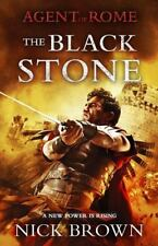 The Black Stone (Agent of Rome), Brown, Nick, New Books