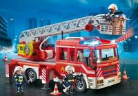 Playmobil #9463 Fire Ladder Unit Truck - New Factory Sealed