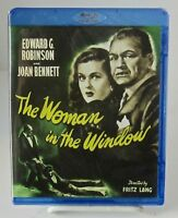 The Woman In The Window 1944 F. Lang Film Noir Edward G Robinson J Bennett