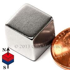 "Grade N50 Neodymium Magnet 1/2"" CUBE NdFeB Rare Earth Magnets 500-Count"