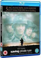 Saving Private Ryan (1998) Tom Hanks Blu-Ray Brand New Free Shipping