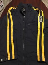 Vintage Abercrombie And Fitch Full Zip Thick Mens Front Pocket Jacket XS