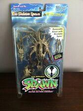 McFarlane's Toys Spawn ~ 1996 Series 4 Exo Skeleton Spawn Sealed On Card