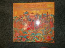 VON WEBER Oberon RAFAEL KUBELIK Nilsson Hamari Deutsche Grammophon 2709 035