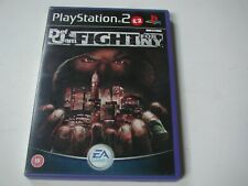 ps2 game UK PAL VERSION,def jam fight ny,complete tested