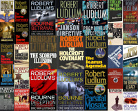 Robert Ludlum 28 AudioBooks Collection Unabridged MP3 📧⚡ Email Delivery(10s)⚡📧