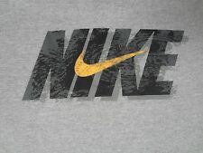 NIKE SWIM - IMAGE OF WATER IN MAIN GRAPHIC - MEDIUM - GRAY T-SHIRT- E2282