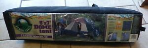 "SLIGHTLY USED  ""Ozark Trail"" Four (4) Person 9ft x 7ft Dome Tent"